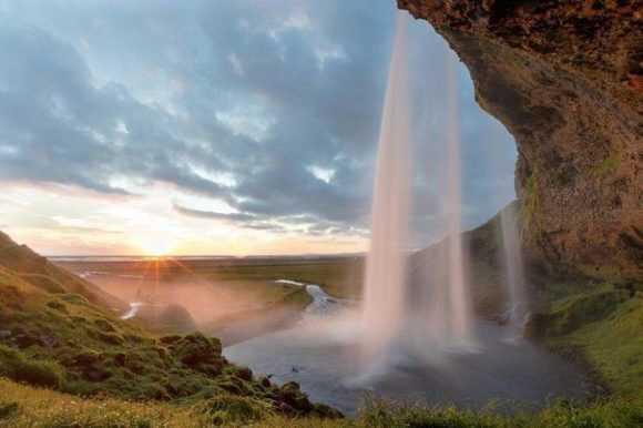 Красота природы пугает