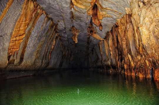 Подземная река Пуэрто Принсеса Филиппины