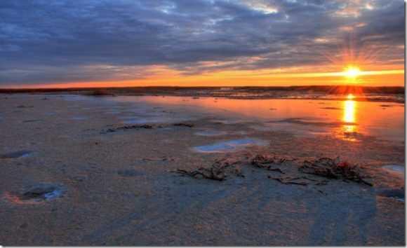 Почему высохло Аральское море