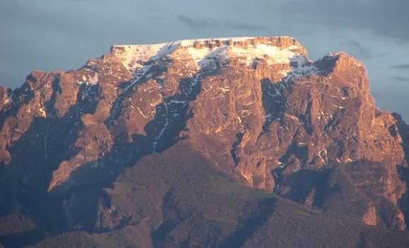 Столовая гора Владикавказ