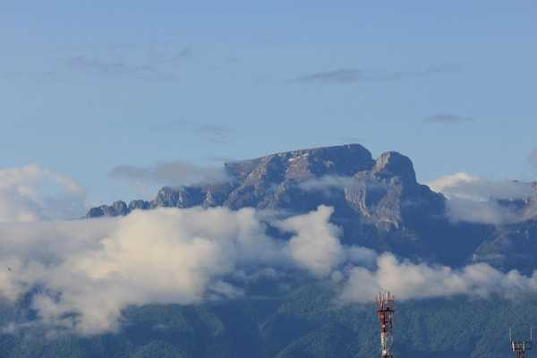 Столовая гора Владикавказ фото