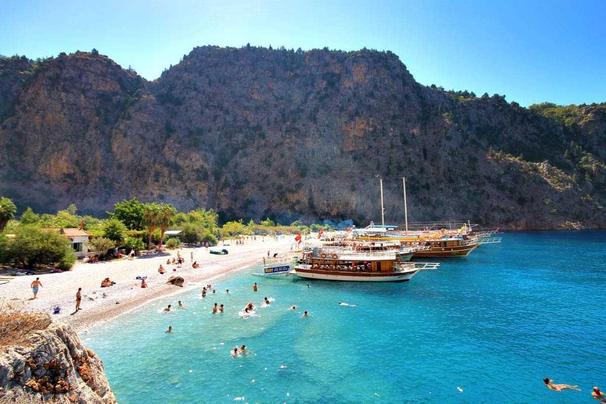 Чем популярен отдых в Турции