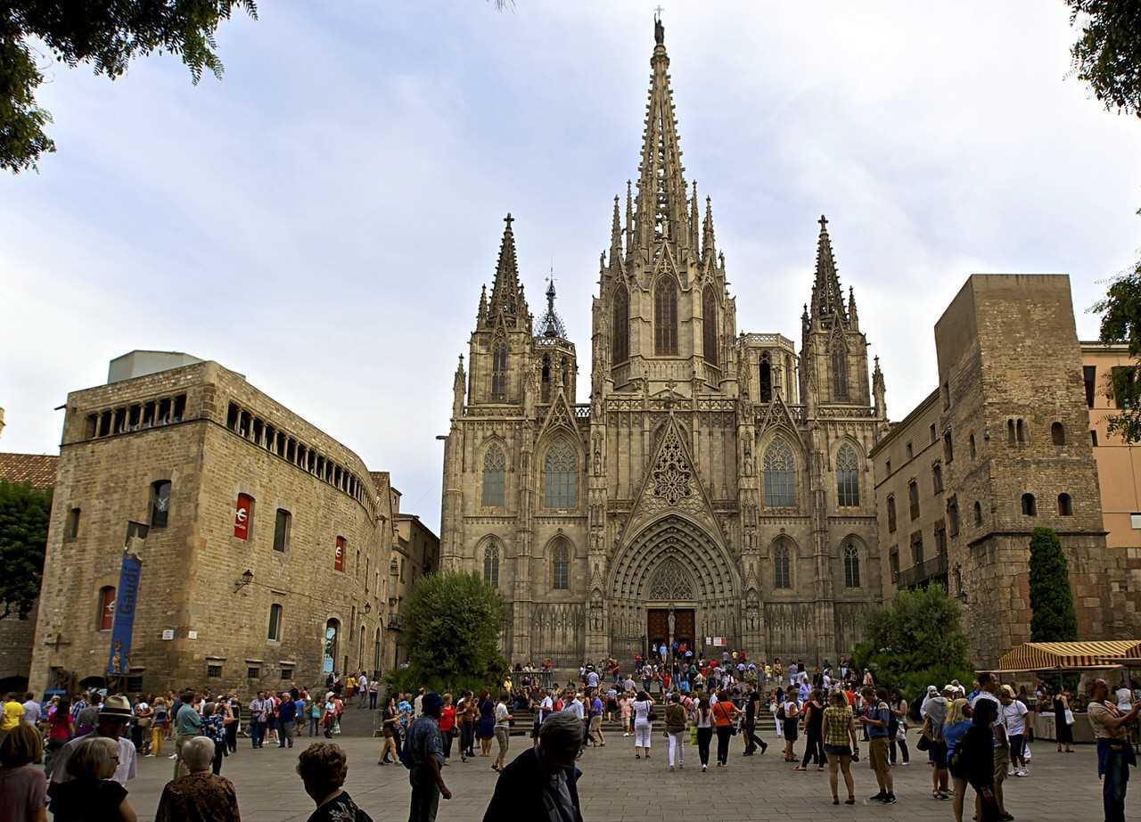Собор Барселоны