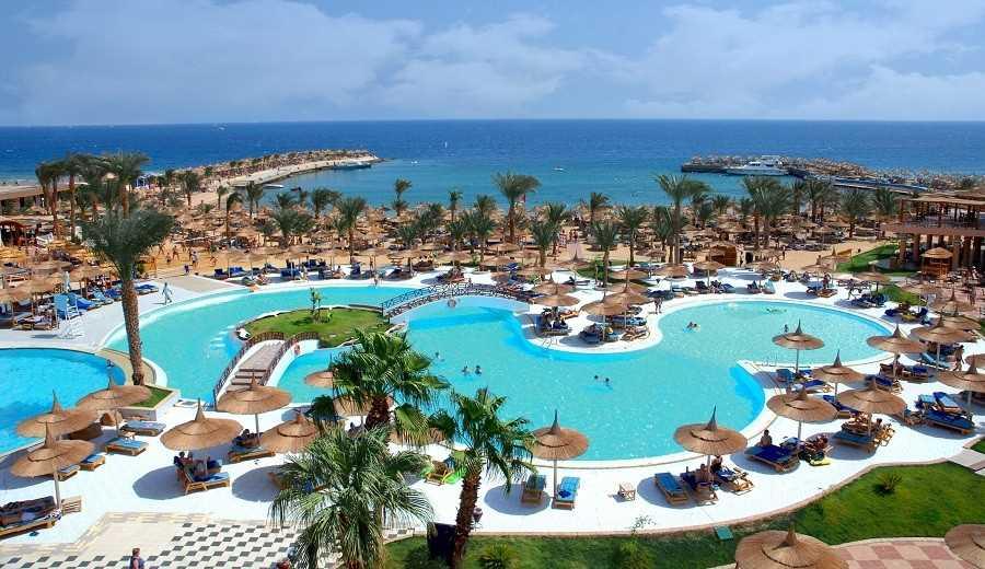отель Альбатрос в Египте в Хургаде