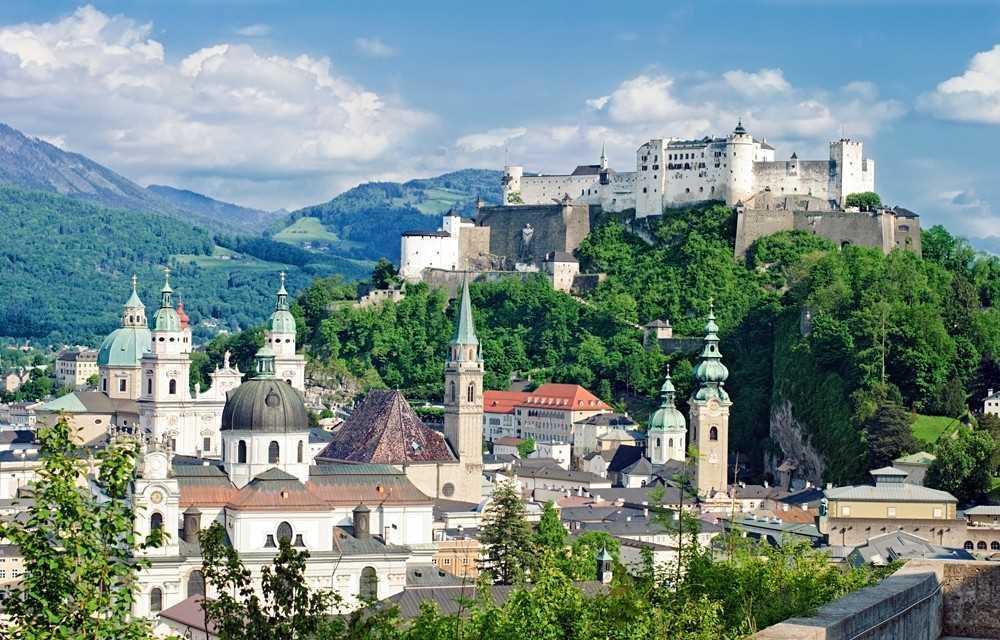 что посмотреть в Зальцбурге самостоятельно и куда отправиться с экскурсией