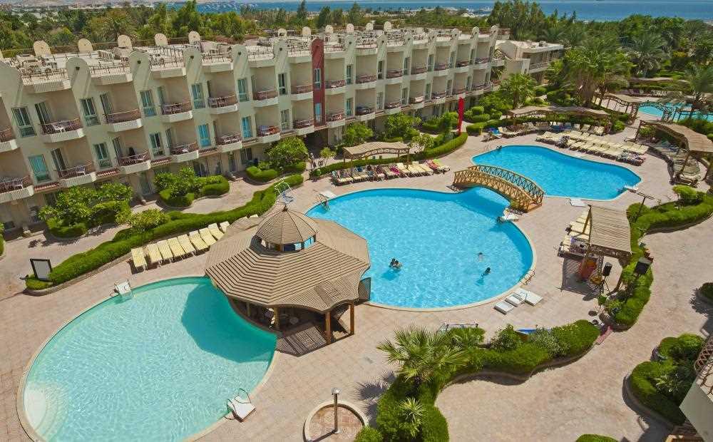 Кого манит отель Мираж в Египте?