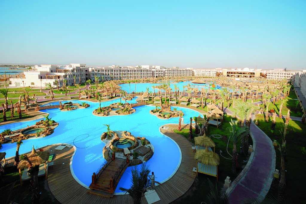 Как отель Альбатрос в Египте в Хургаде завоевал доверие?
