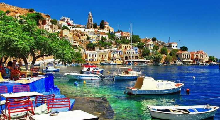 Куда поехать отдыхать в Греции