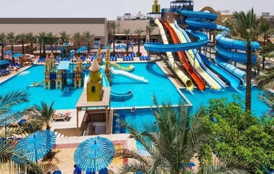 аквапарк в отеле