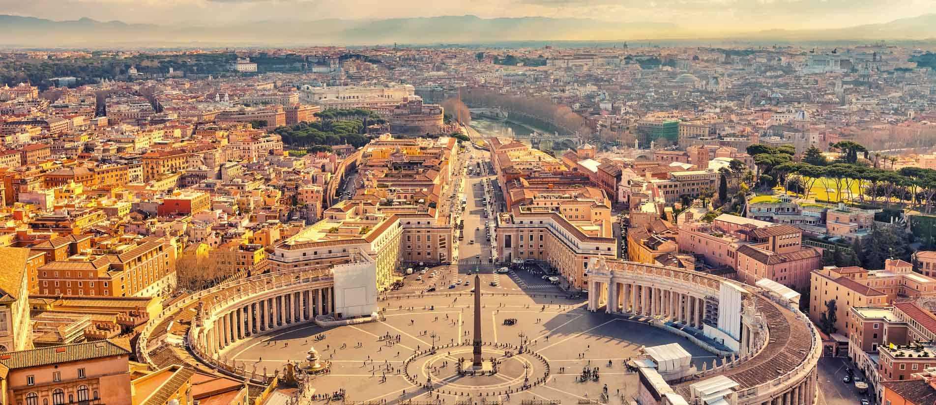Рим во всей красе