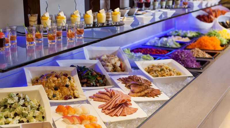 Кухня в отеле