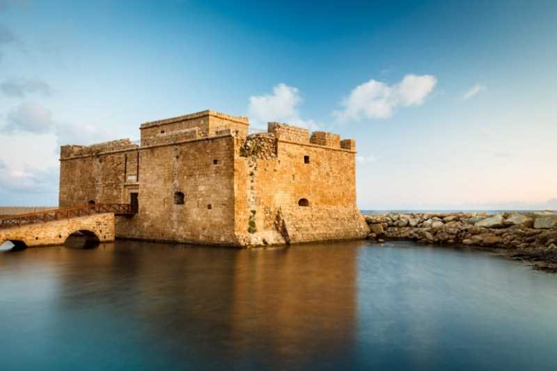 крепость Кипра