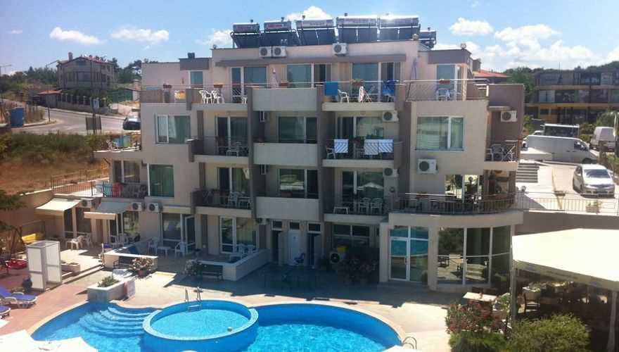 Почему отель Селена Созополь, считается лучшим в июле