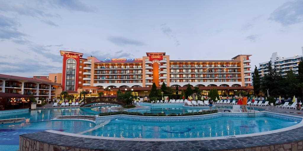 отель хризантема солнечный берег