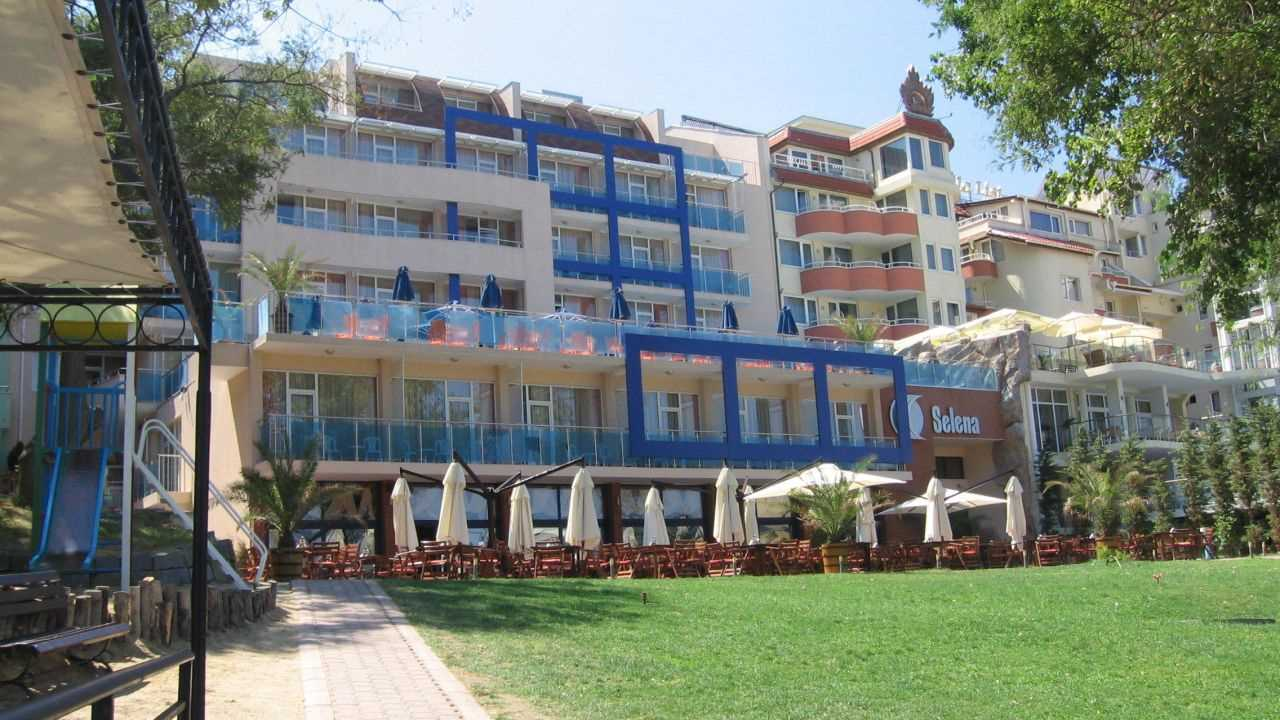 отель Селена Созополь