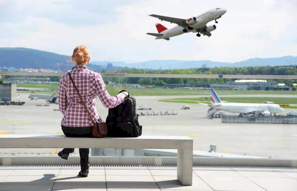 Если задержали рейс самолета, что делать?