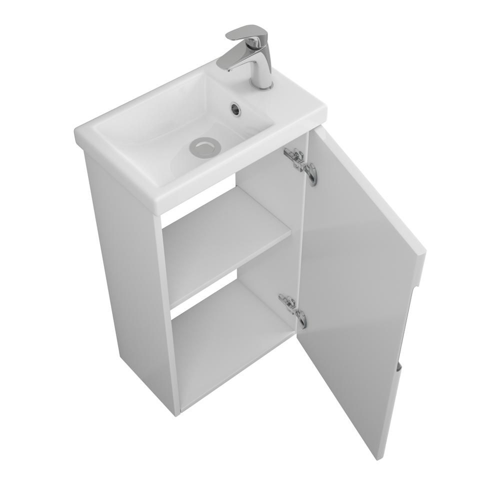 Надежный гарнитур для ванных комнат