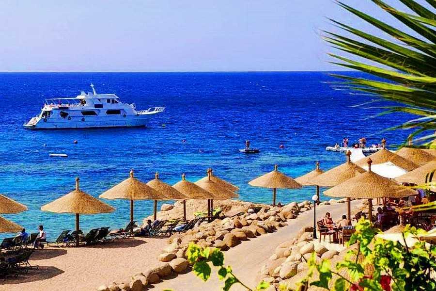 красочные пляжи