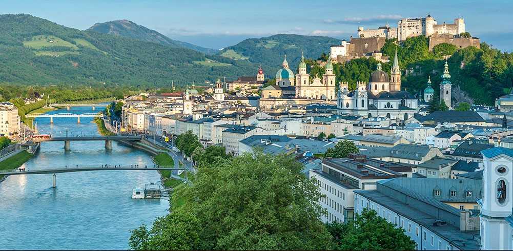 Что посмотреть в Зальцбурге самостоятельно