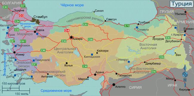 Почему стоит посетить именно Турцию