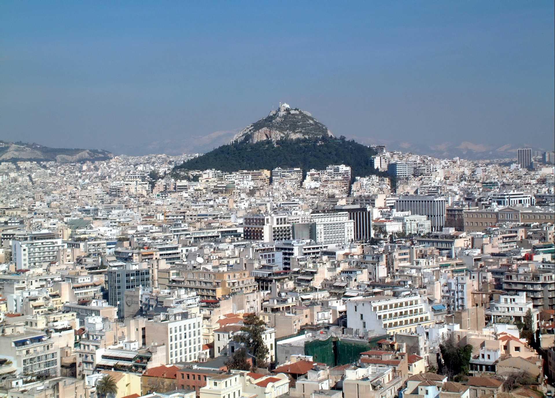 отдых в Афинах достопримечательности